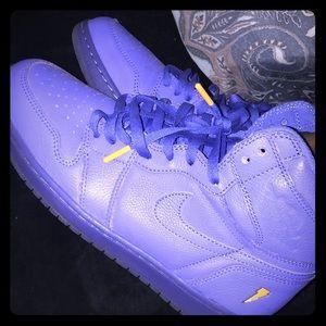 Other - Jordan 1 Gatorade(purple)